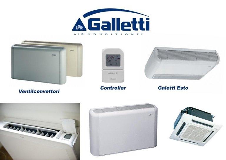 Impianti di condizionamento Galletti