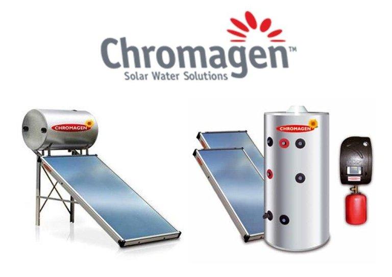 Pannelli solari Chromagen