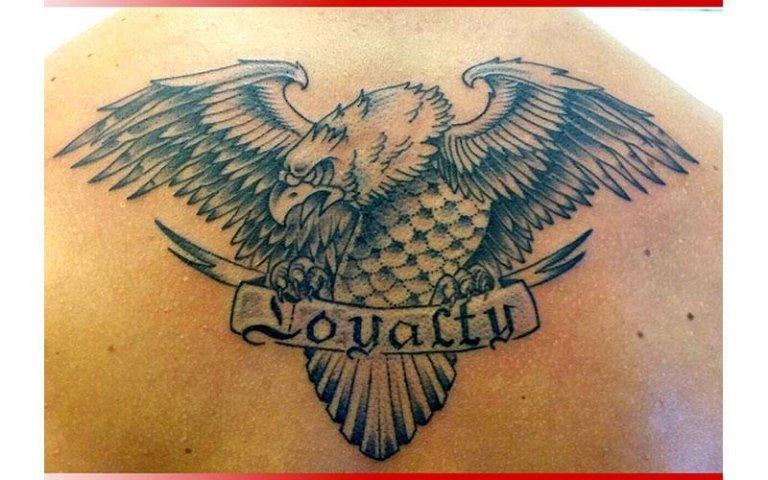 tattoo aquila