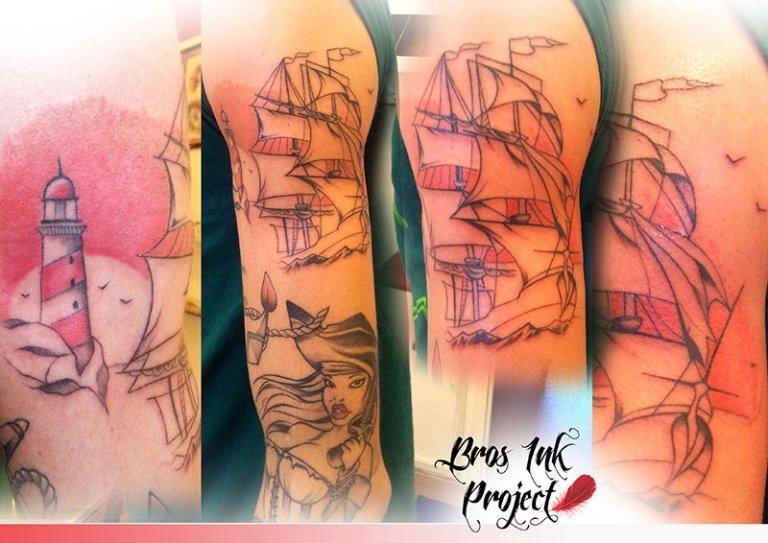 tattoo marinaro