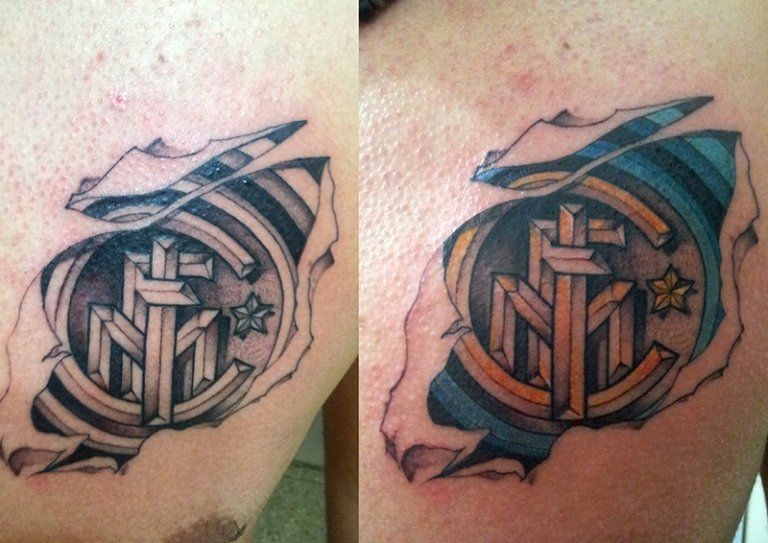 tattoo 3d inter