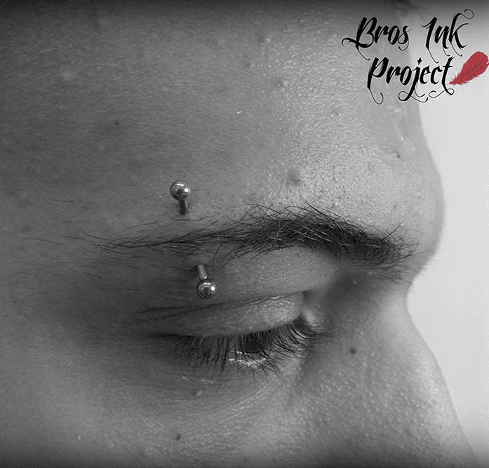 piercing sopracciglio - eyebrow