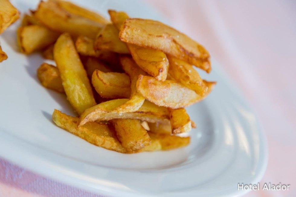 Patate fritte Budoni