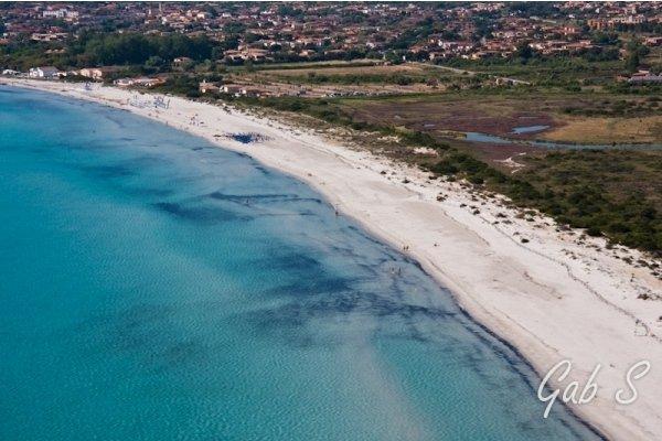 spiaggia budoni