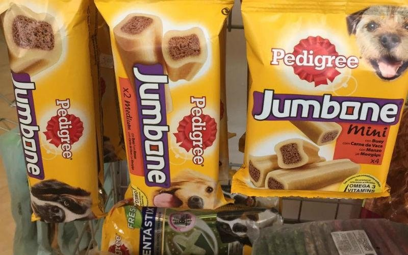 Snack per cani Pedigree