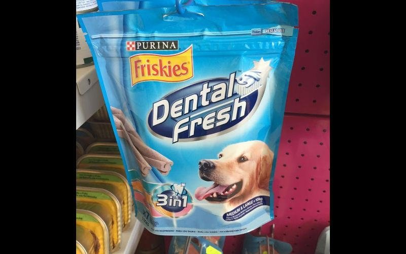 Dental Fresh Friskies
