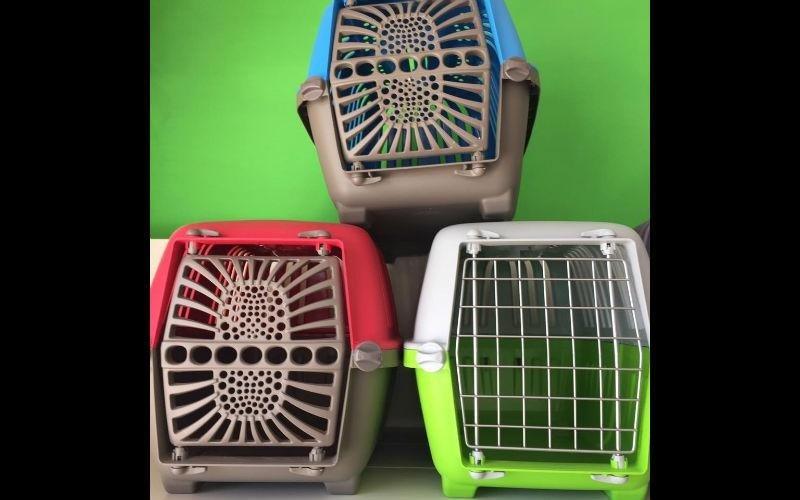 gabbie per trasporto animali