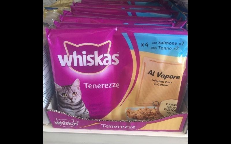 Whiskas tenerezze