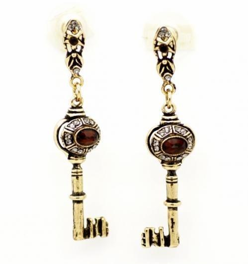 orecchini chiave