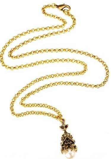 collana lunga perla