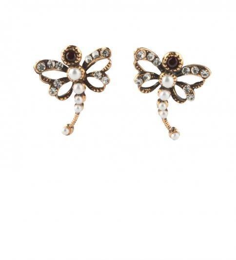 orecchini libellula