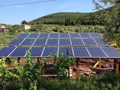 Impianti pannelli solari