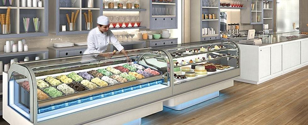 arredo gelateria