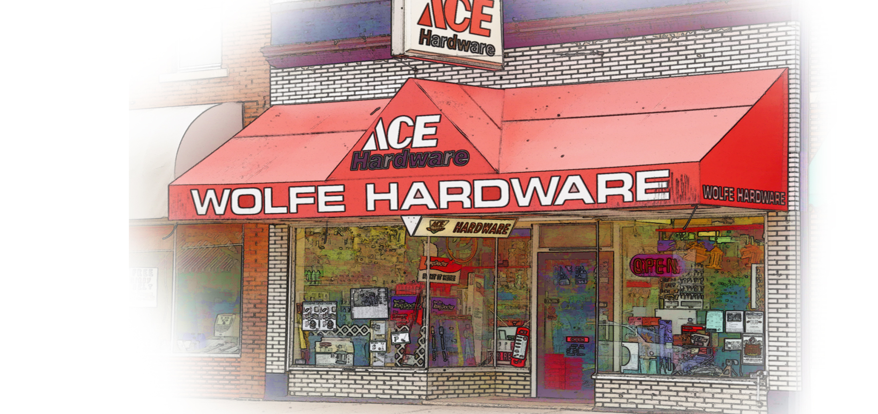 Hardware store in Lincoln, NE supplies all the craftsman!
