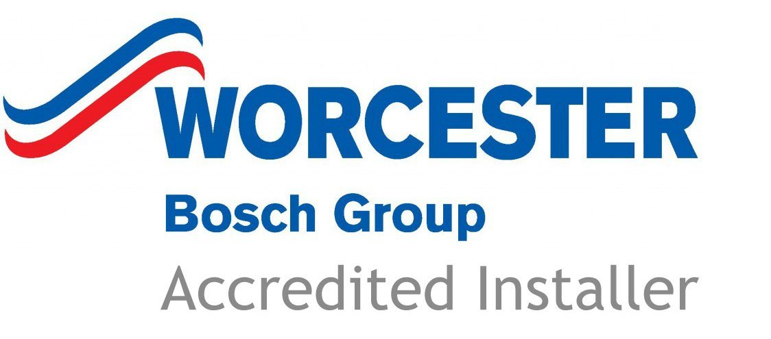 Worchester Bosch Accredited Installer logo