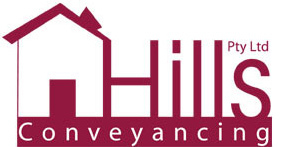 Hills Conveyancing logo, a local conveyancing service locoated in Sydney Australia