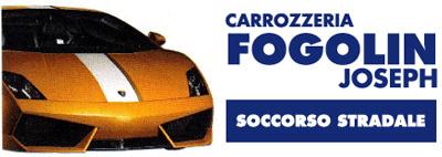 CARROZZERIA FOGOLIN SOCCORSO STRADALE - LOGO