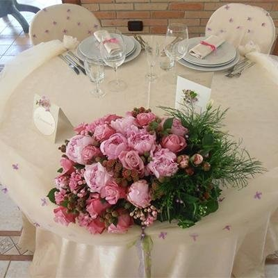 Arredo e addobbi floreali