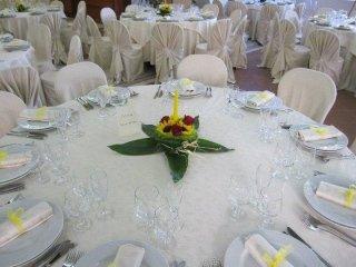 Allestimenti per il tavolo