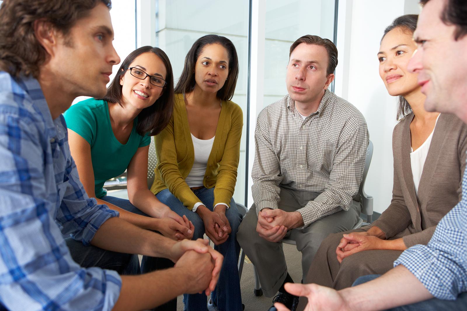 Eficaz De Auto Ayuda De Las Opciones Para La Depresión En Los Hombres