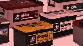 batterie radianti per uso civile, batterie stazionarie, batterie per trazione