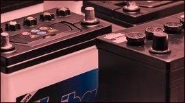 Batterie per veicoli, batterie per veicoli industriali, batterie per trattori