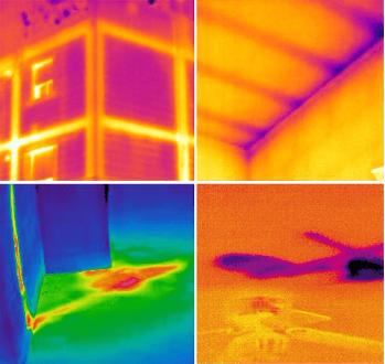 uso della termografia