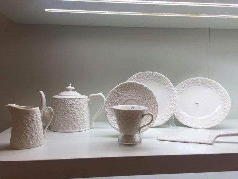 teiera in porcellane