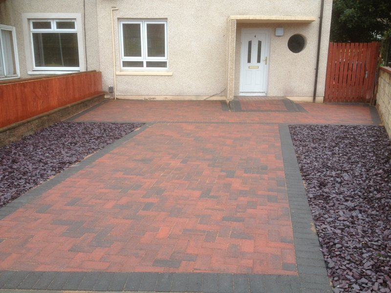 high-quality patios installed