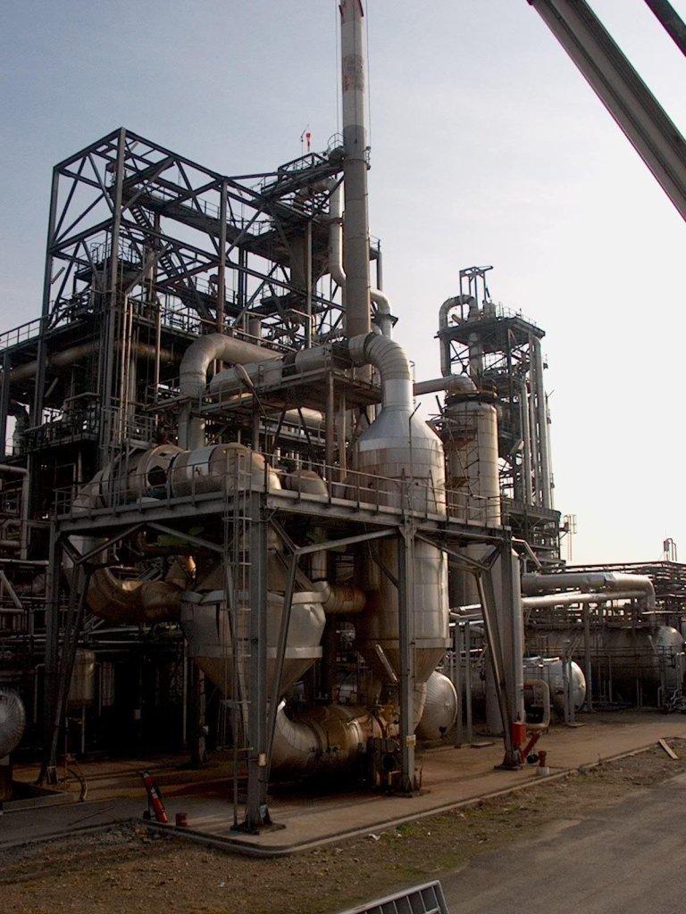 impianti chimici industriali provincia bergamo