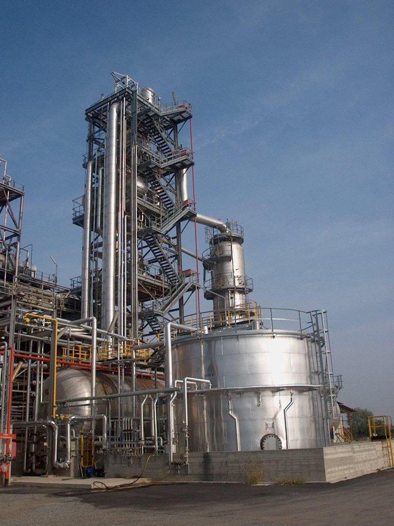 impianti chimici per industria a medolago