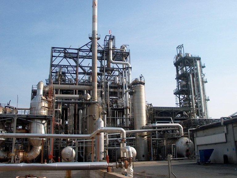 impianti chimici industriali provincia di bergamo