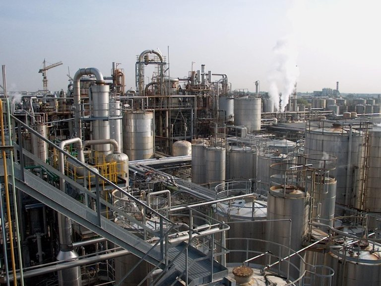 impianti chimici industriali