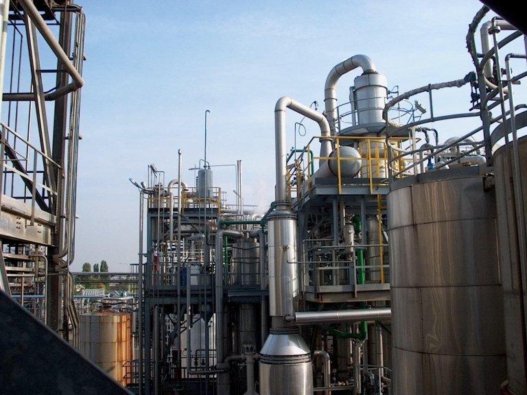 impianti chimici industriali  milano