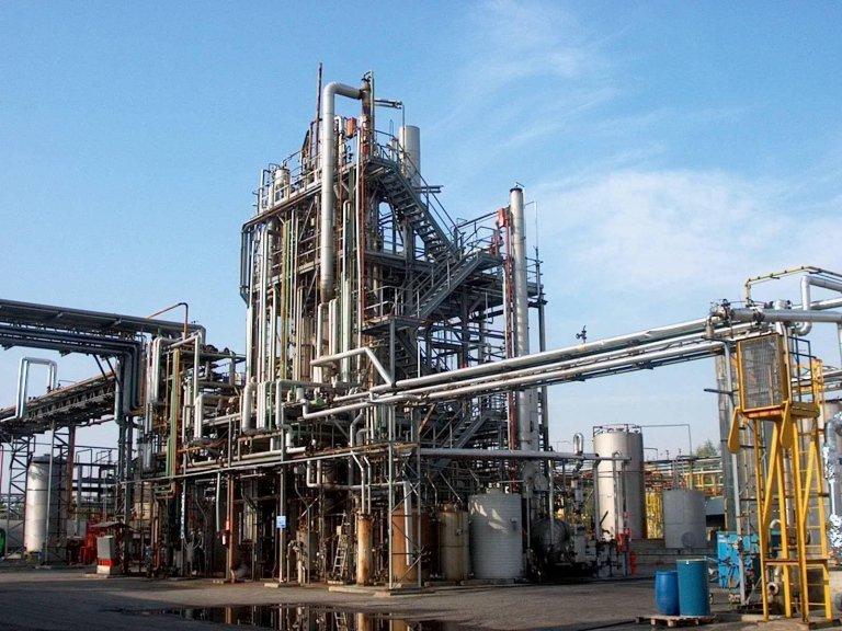 impianti chimici industriali provincia milano