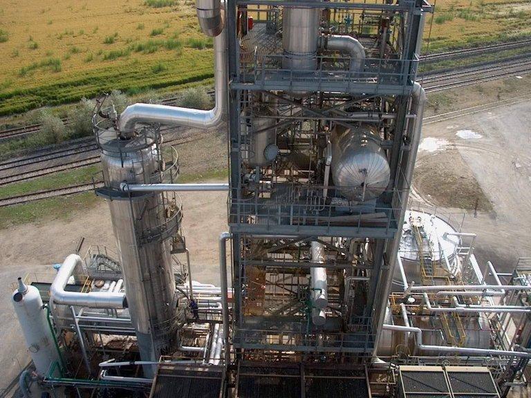 impianti chimici industriali in bergamo