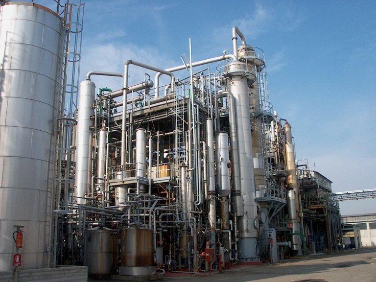 impianti chimici per industria medolago
