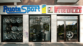 centro autorizzato, car rental, vendita pneumatici