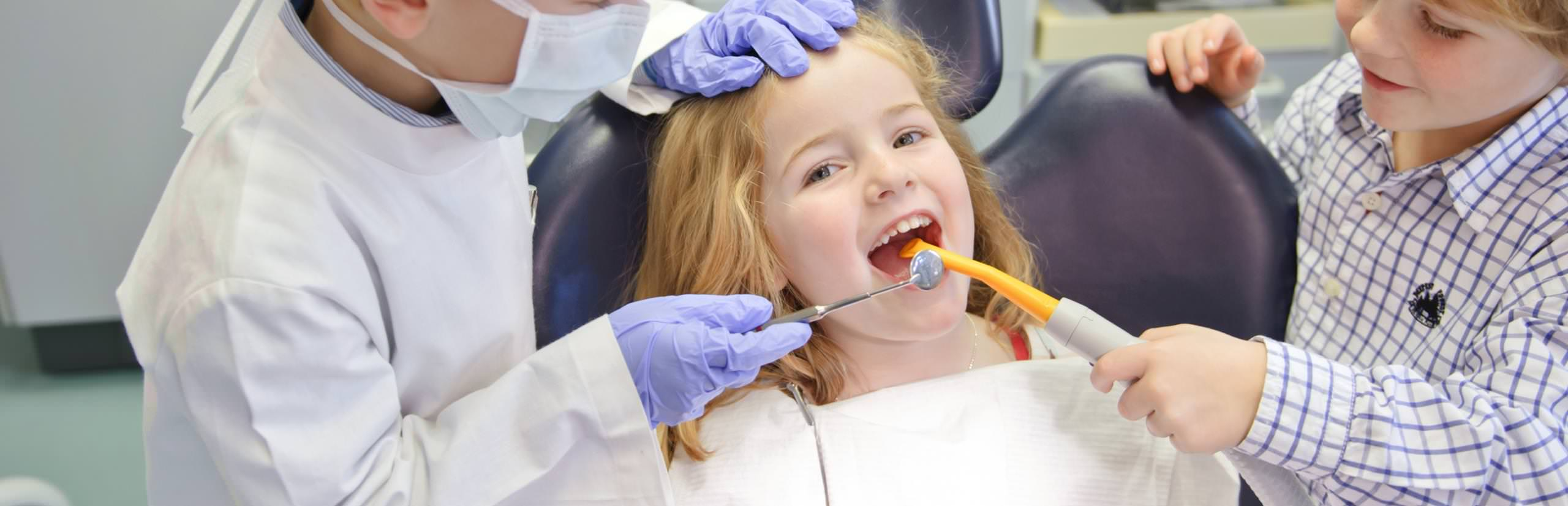 Praxis-Marketing Zahnarzt Kinderbehandlung