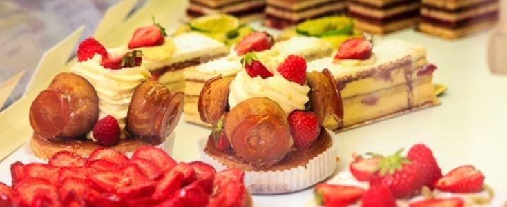 distribuzione di prodotti per la gelateria