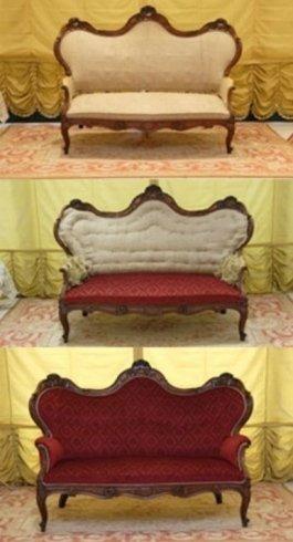 rifacimento rivestimento divano