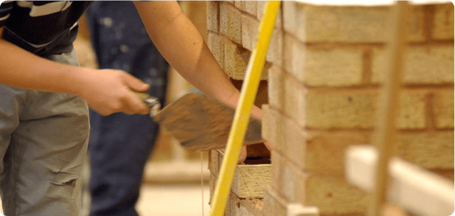 Building bricks, blocks and lintels, Loughborough