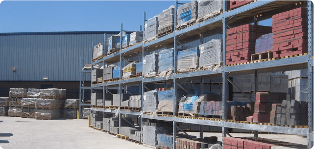 Building supplies in Loughborough and Coalville