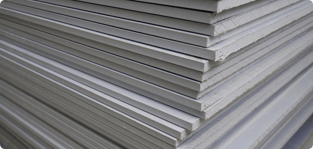 Plasterboard for sale, Loughborough and Coalville