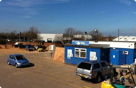 Builders Merchants in Loughborough and Coalville