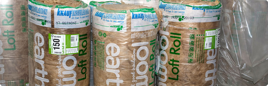 Insulation and other building supplies, Coalville