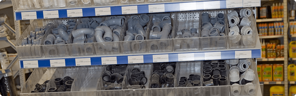 Plumbing and drainage supplies, Loughborough