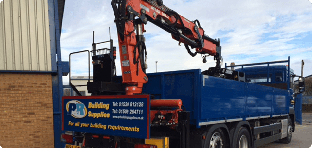 Builders merchants based in Loughborough and Coalville