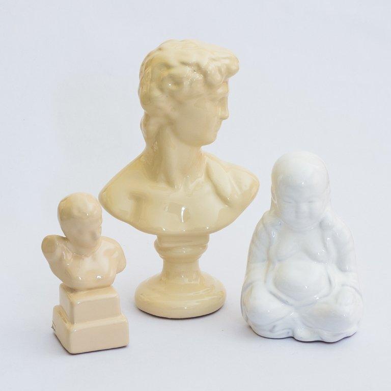 Busti in ceramica