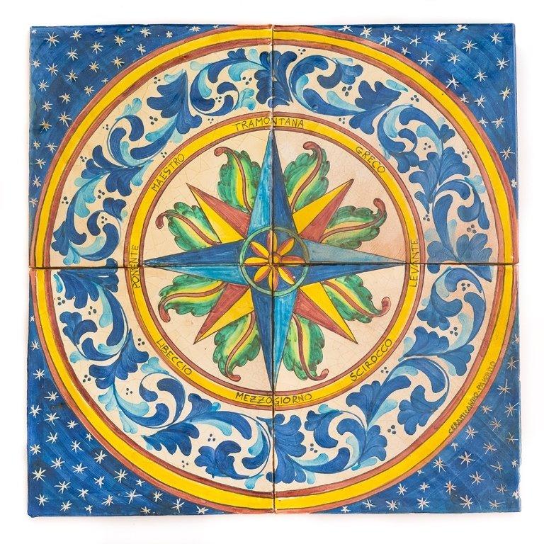 pannello di ceramica